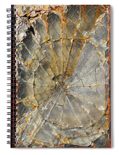 Fibonaccis Muse Spiral Notebook