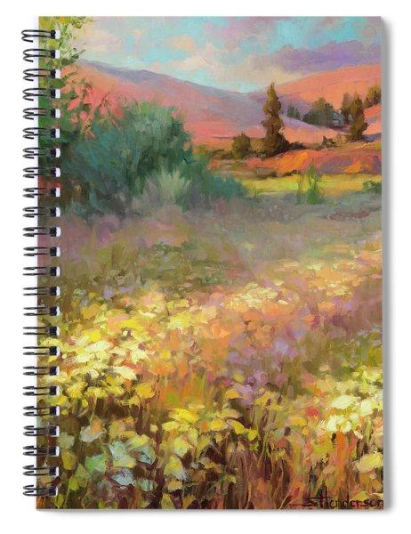 Field Of Dreams Spiral Notebook