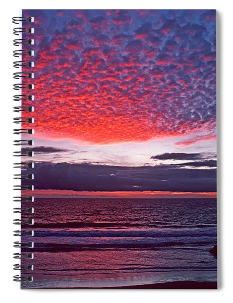 Fiesta In The Sky Spiral Notebook