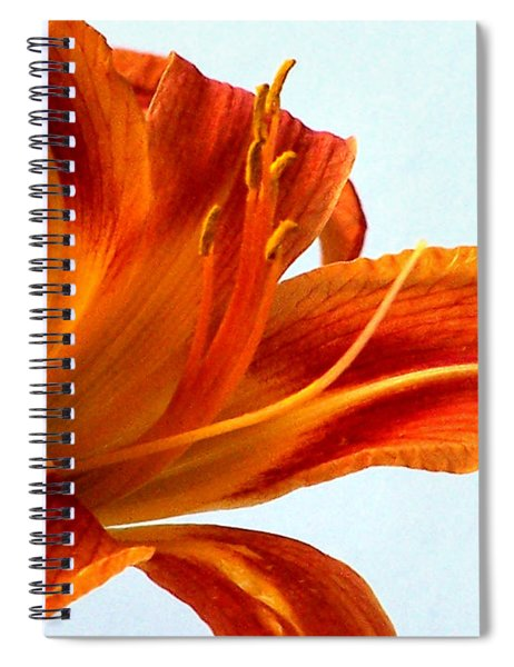 Fighting Tiger Spiral Notebook