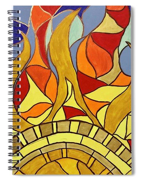 Fili Mi  Mmv Spiral Notebook