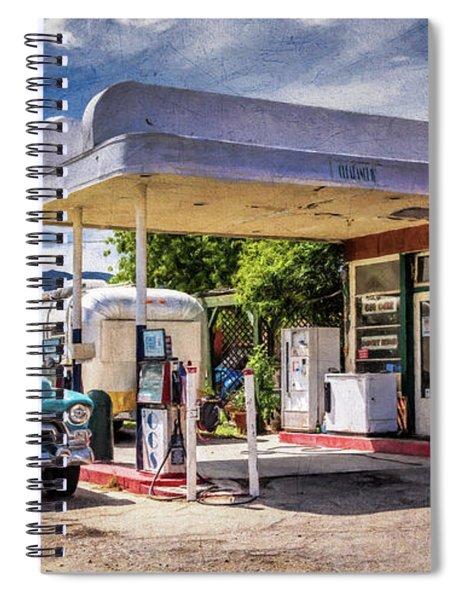 Fill 'er Up Spiral Notebook