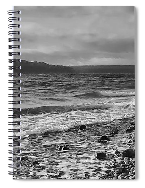 Filter Series 104 Spiral Notebook