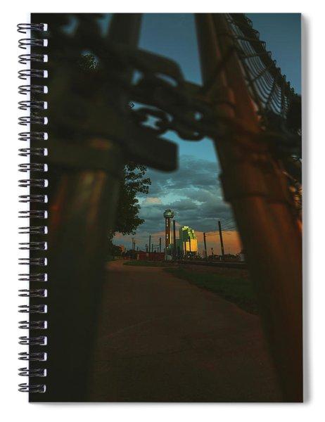 Final Stage Spiral Notebook
