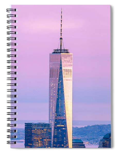 Finance Romance Spiral Notebook