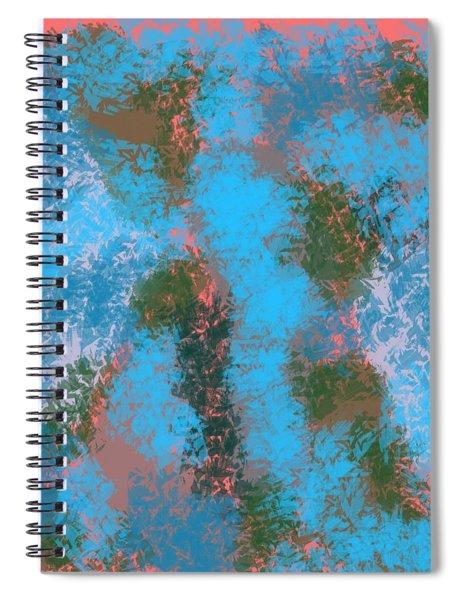 Find Me Fierce Spiral Notebook