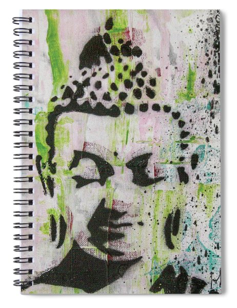 Find Your Own Light Spiral Notebook