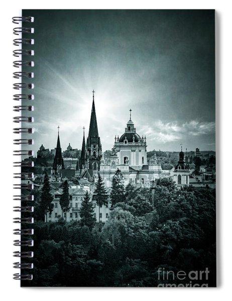 Finding Faith Spiral Notebook