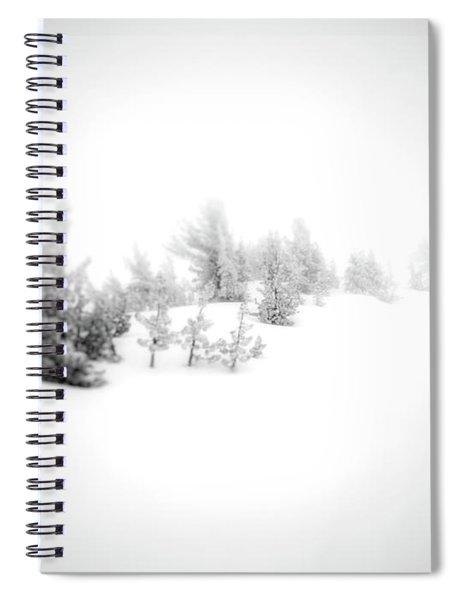 Finding Spiral Notebook