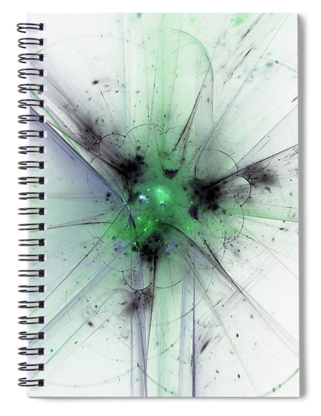 Finding Reason Spiral Notebook