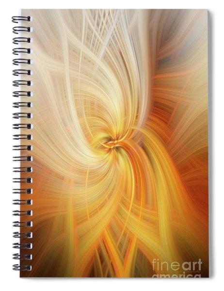 Firefly Spiral Notebook