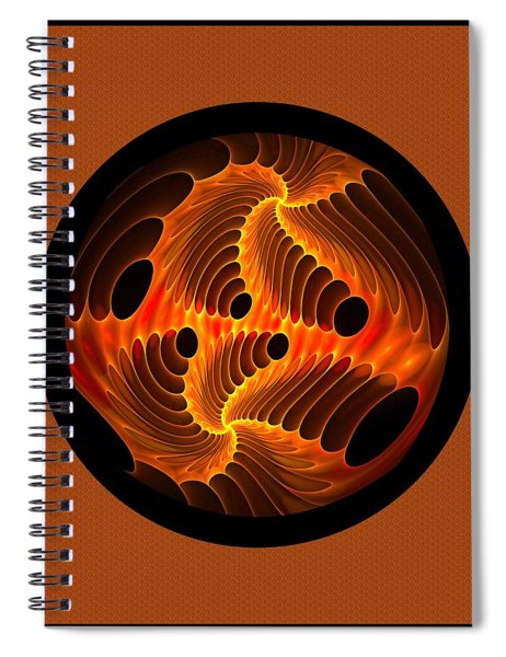 Fires Within Memorial Spiral Notebook