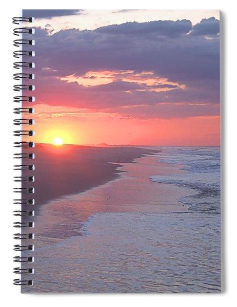 First Daylight Spiral Notebook