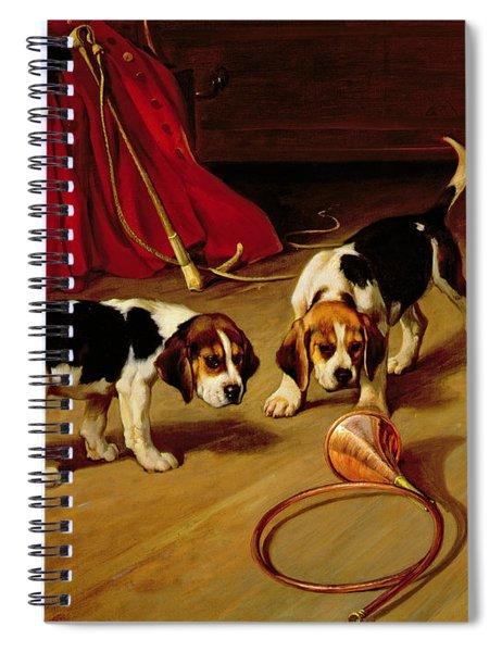 First Introduction Spiral Notebook