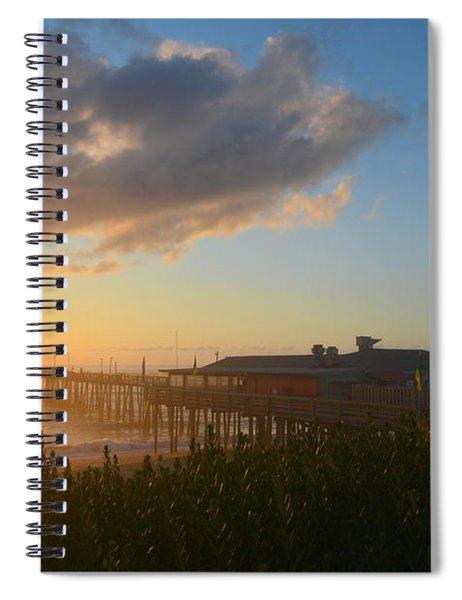 Fish Heads 7/6/18 Spiral Notebook