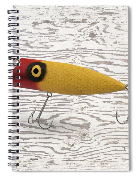 Fishing Lure Spiral Notebook