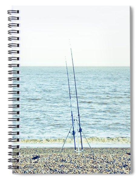 Fishing Spiral Notebook