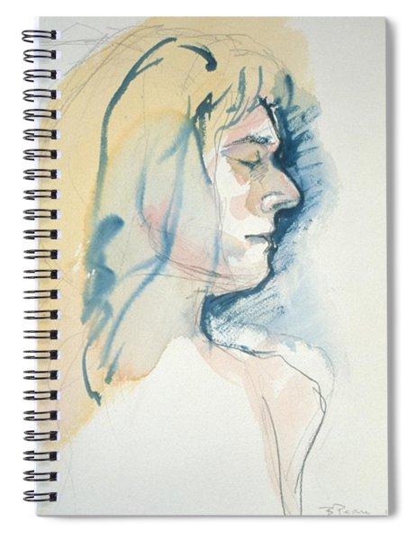Five Minute Profile Spiral Notebook
