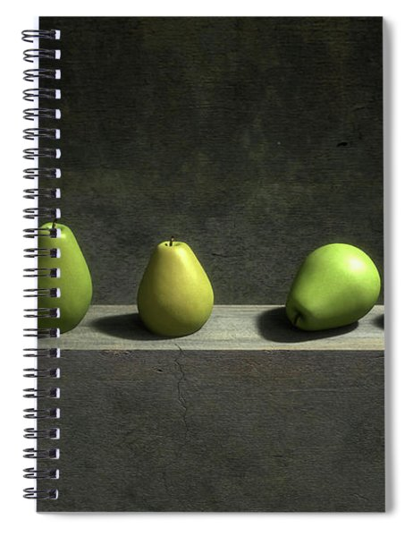 Five Pears Spiral Notebook