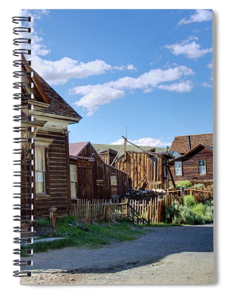 Fixer Uppers Spiral Notebook