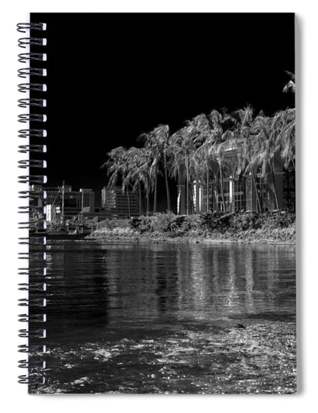 Flagler Museum Spiral Notebook