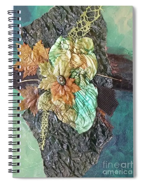 Flavors Of Fall Spiral Notebook