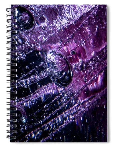 Flee Spiral Notebook
