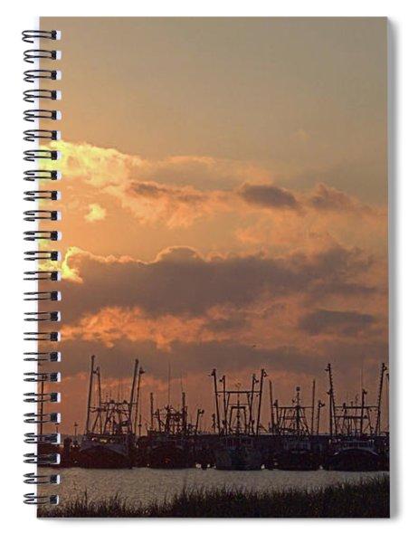 Fleet Spiral Notebook