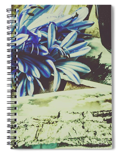 Fleeting Feelings In Past Nostalgia Spiral Notebook