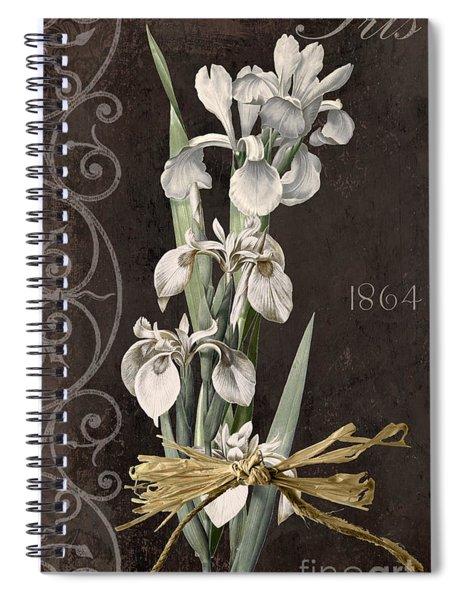 Fleurs De Paris II Spiral Notebook