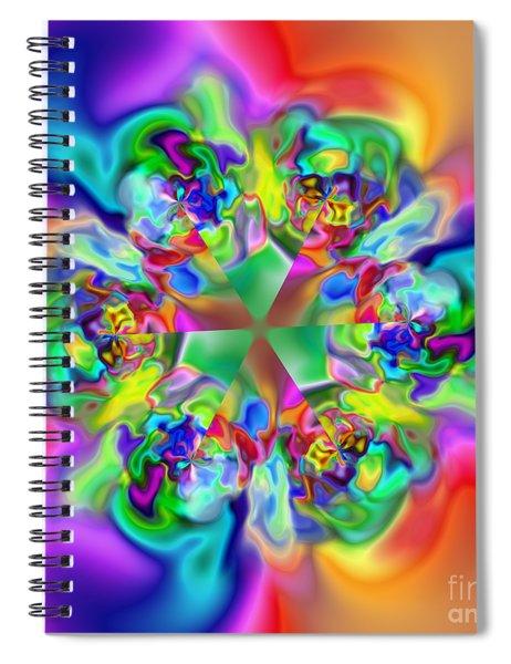 Flexibility 17c Spiral Notebook