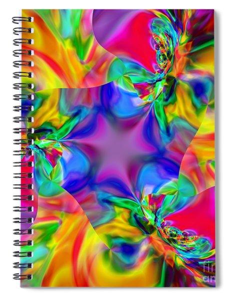 Flexibility 20caa Spiral Notebook