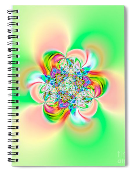 Flexibility 39e2 Spiral Notebook