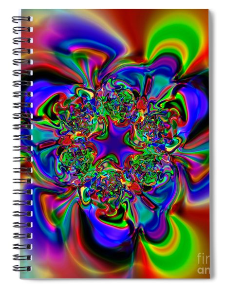 Flexibility 49l Spiral Notebook