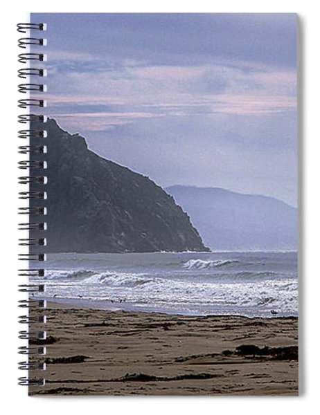 Flight From Morro Bay Spiral Notebook