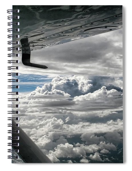 Flight Of Dreams Spiral Notebook