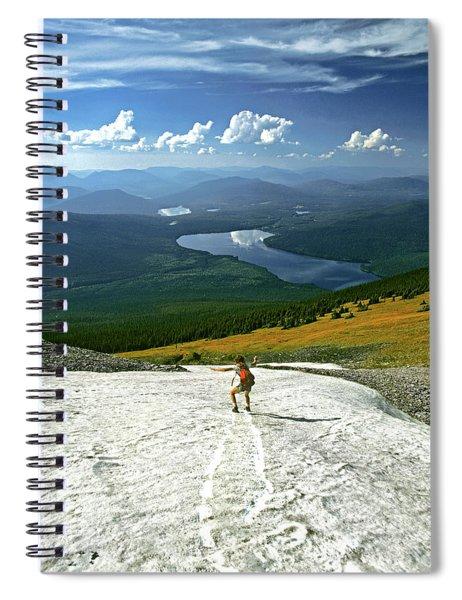 Flight Risk Spiral Notebook