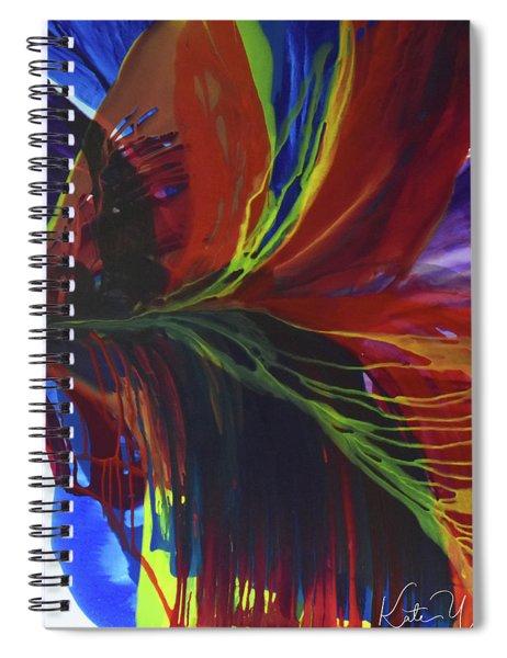 Flight To Freedom Spiral Notebook