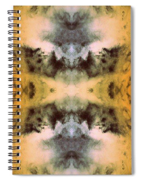 Cloud No. 1 Spiral Notebook