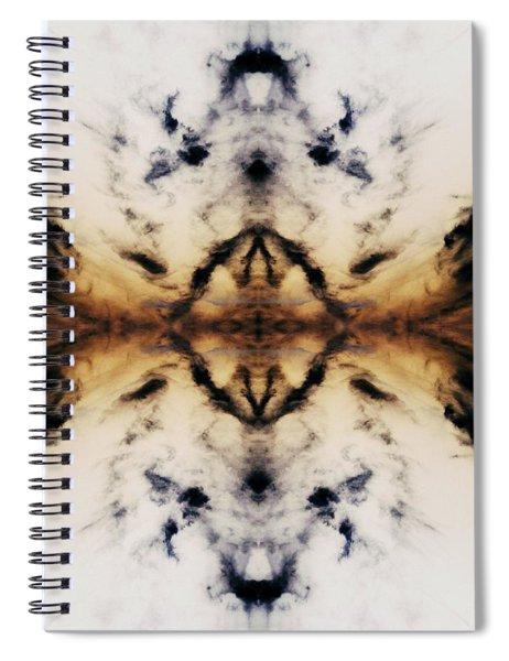 Cloud No. 2 Spiral Notebook