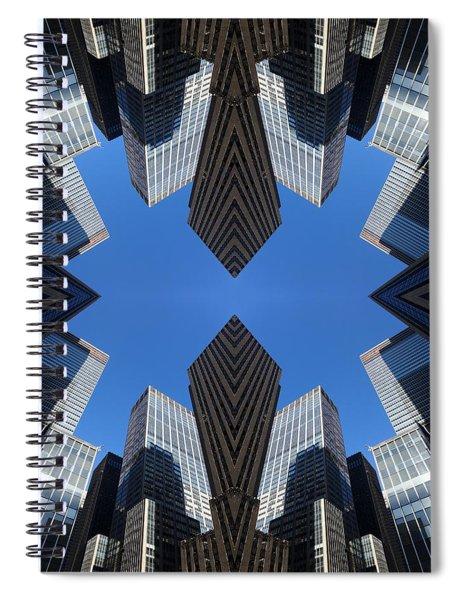 Nyc No. 14 Spiral Notebook