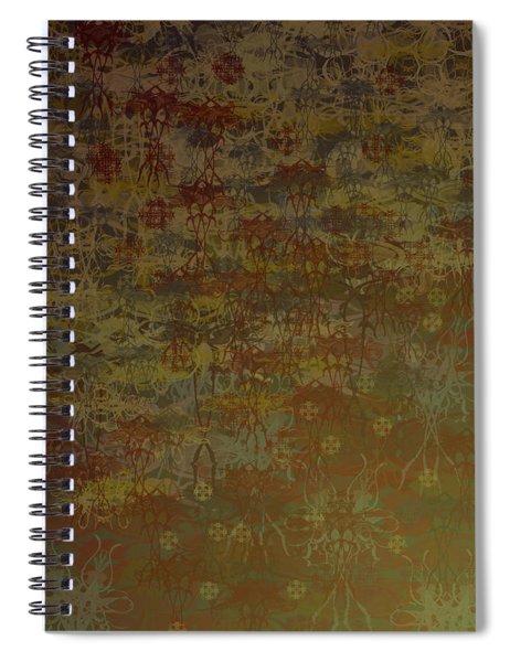 Floating Zen Spiral Notebook