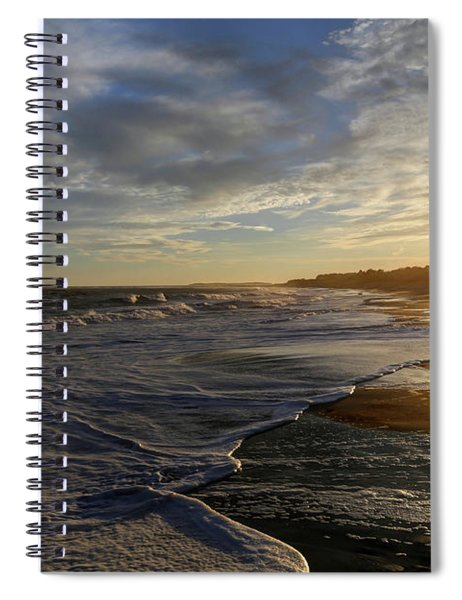 Flood Tide Spiral Notebook