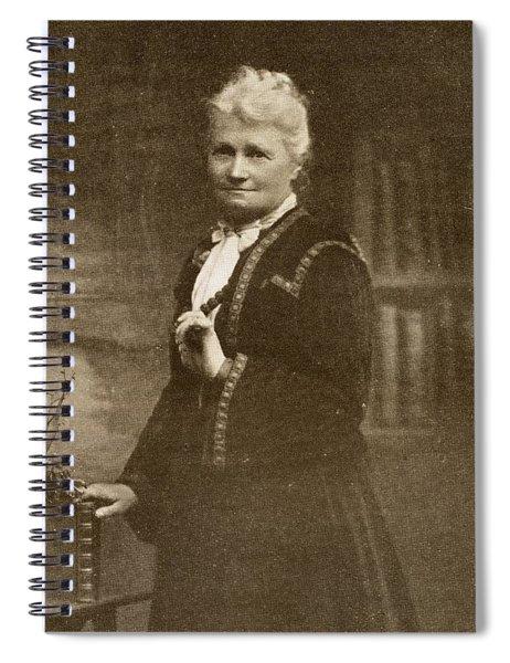 Flora Annie Steel, 1847-1929. English Spiral Notebook