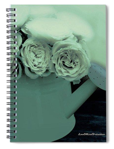 Floral Art 39 Spiral Notebook