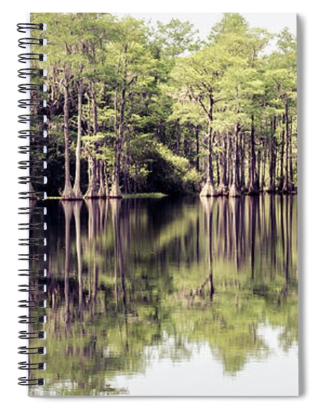 Florida Beauty 10 - Tallahassee Florida Spiral Notebook