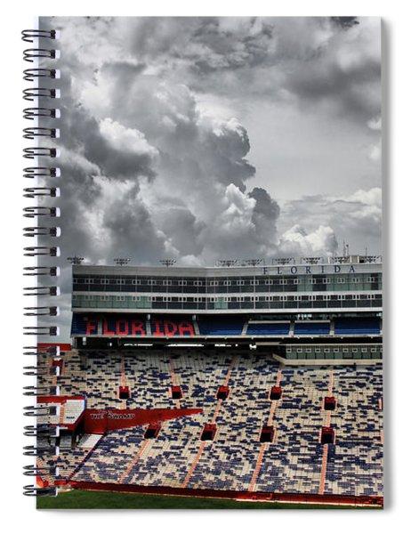 Florida Field Spiral Notebook