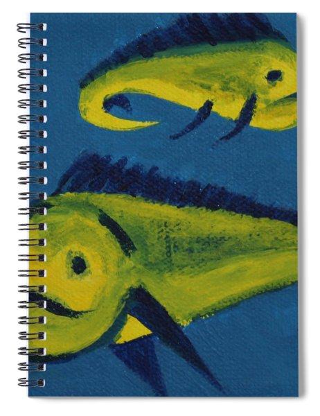 Florida Fish Spiral Notebook