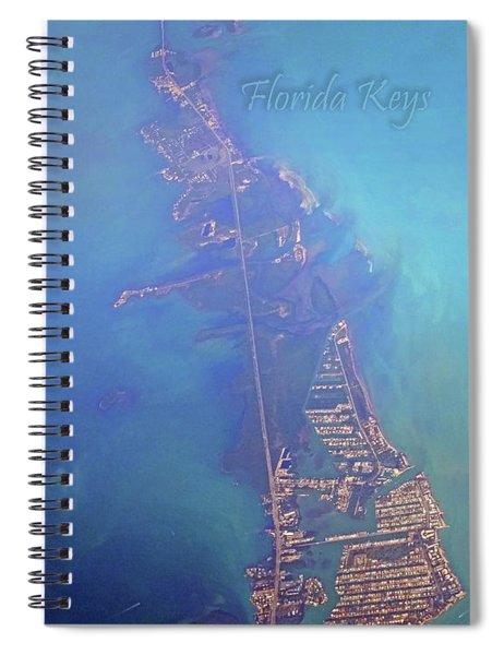 Florida Keys Spiral Notebook
