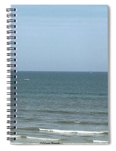 Florida Ocean Spiral Notebook